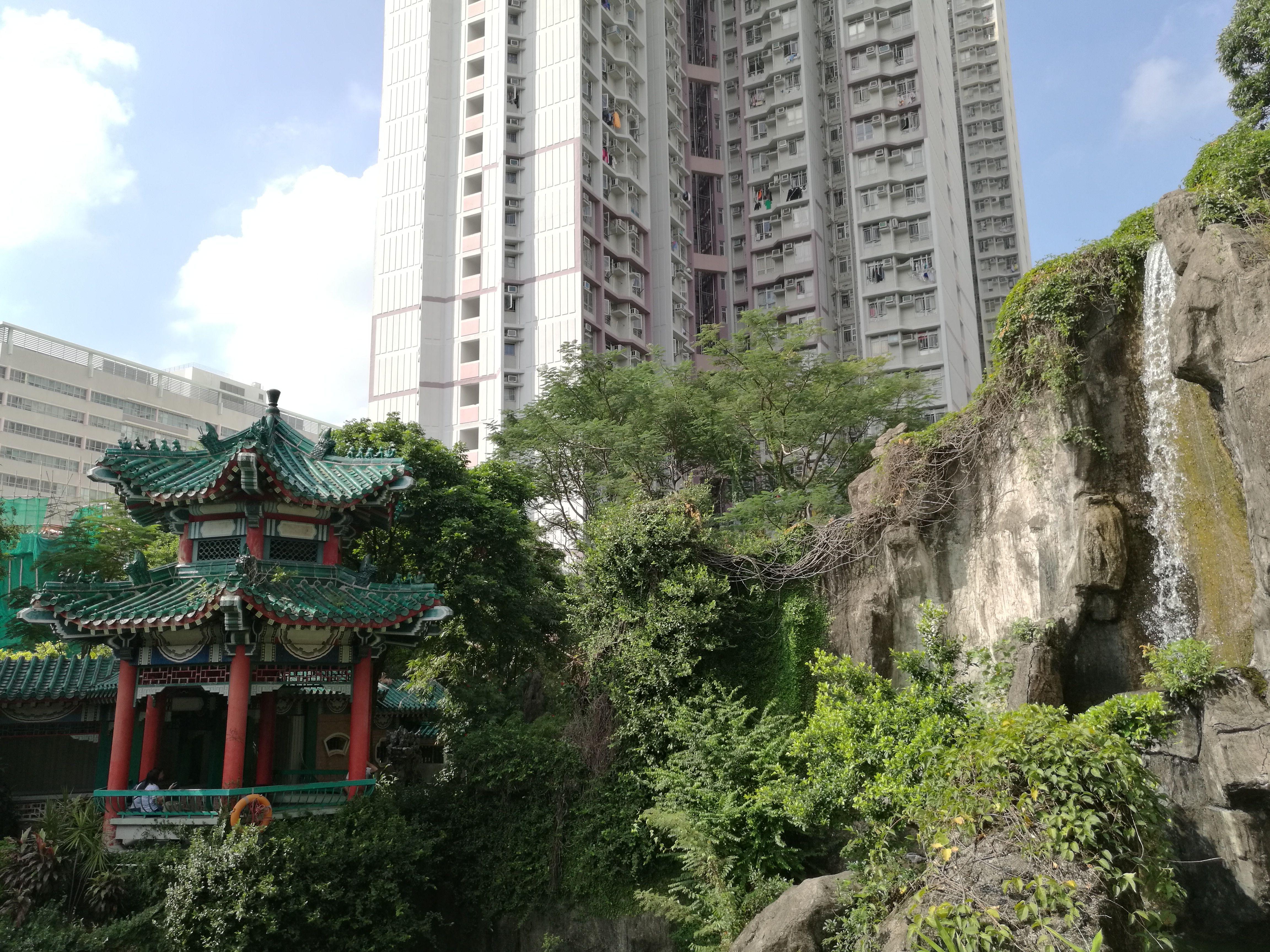 Jardines de Won Tai Sin