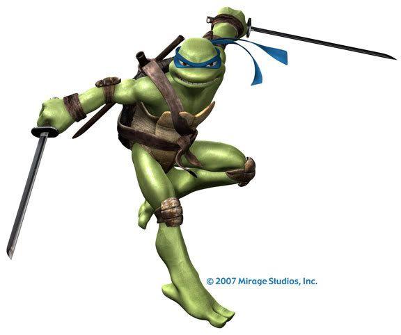 Leonardo Teenage Mutant Ninja Turtles Artwork Tmnt Ninja