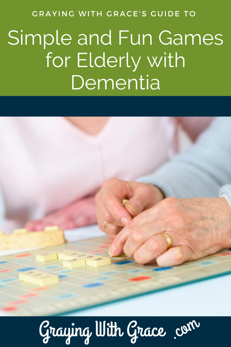 Simple and Fun Board Games for Dementia Patients Games