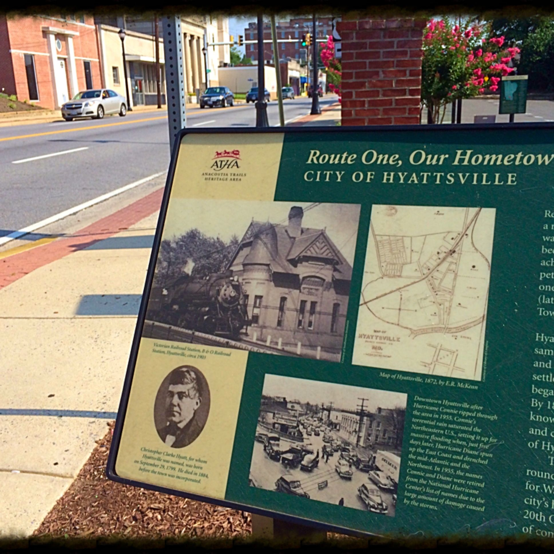 There Are More Than 20 Places In Hyattsville Md That Are On The National Historic Register Celebratinghyattsv Hyattsville Childhood Memories Jeremiah 20 11