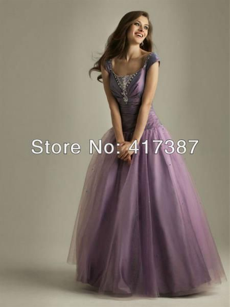 Explore Purple Wedding Dresses Gowns And More