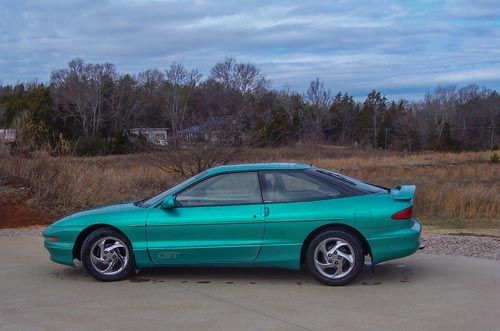 Gary Mcaeer S Mint 1993 Ford Probe Gt Ford Probe Gt Ford Probe