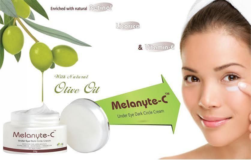 Melanyte-C Under Eye Dark Circle Cream @vegetalbioactives