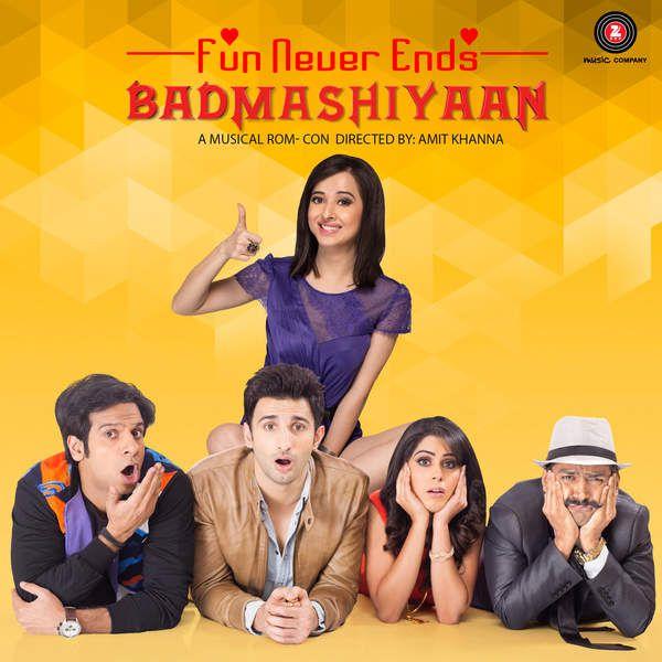 Chahunga Main Tume Hardam Song Download: Download Badmashiyaan Mp3 Songs (2015).