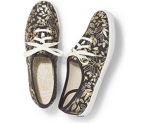 aed23a0c1 Keds KEDS X RIFLE PAPER CO. CHAMPION QUEEN ANNE KEDS X RIFLE PAPER ...