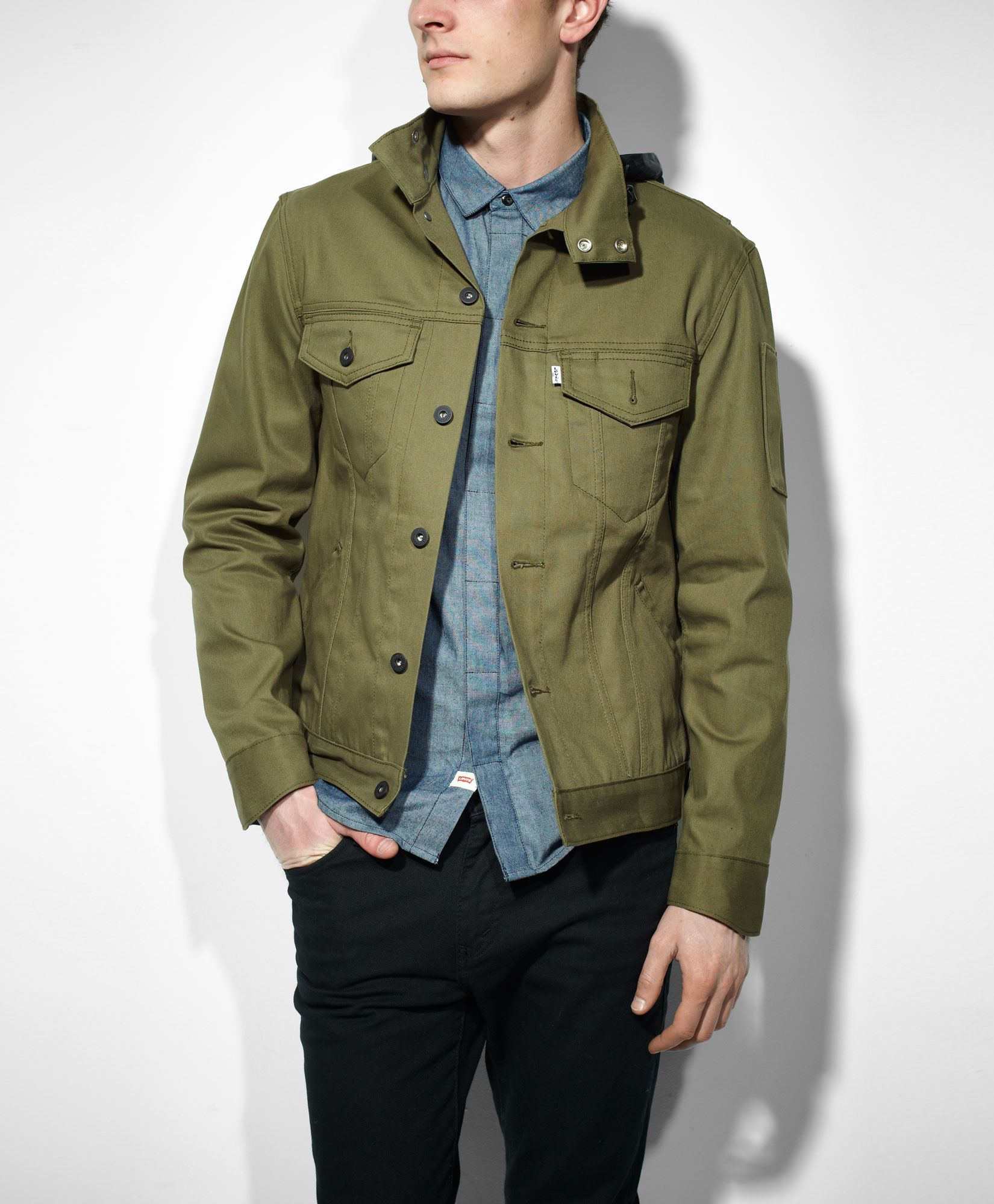 dating levi denim jackets A standard levi's trucker jacket costs $148, though levi's has been quick to point  out that designer denim jackets can run well over $400 i'm no.