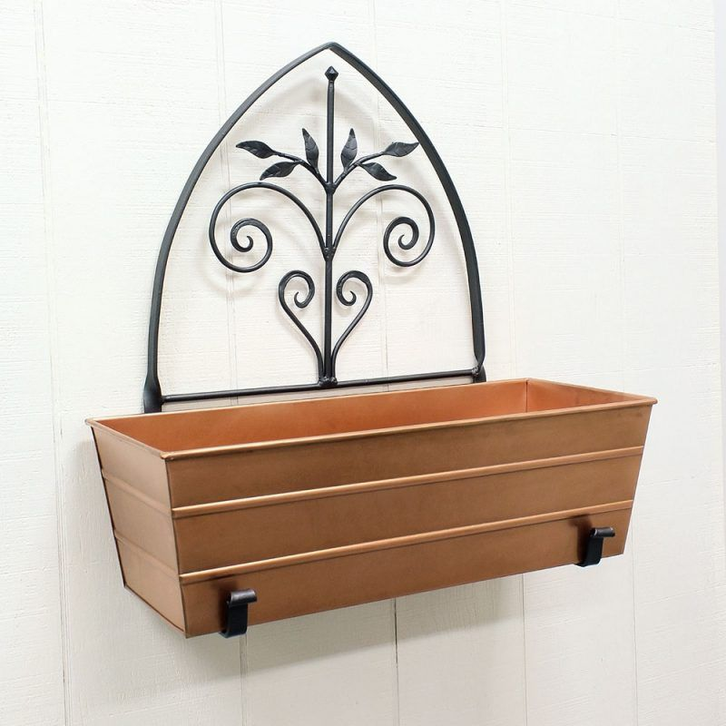 Posy Flower Box Bracket   Minuteman International / ACHLA Designs
