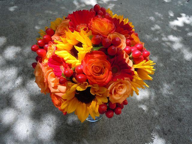 Julies Bridal Bouquet