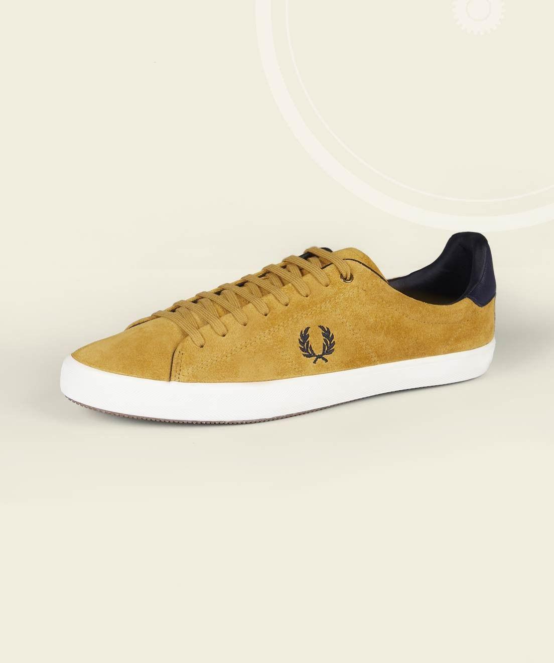 Howells Suede Shoe