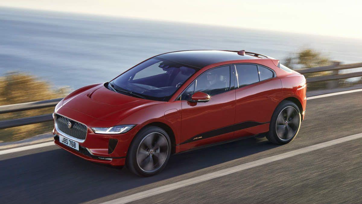 Jaguar I Pace Https Www Carfinancecentre Uk Electric Cars