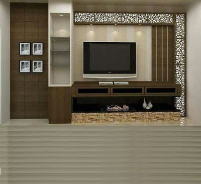 Interior Magnificent Tv Wall Unit Designs Ideas In Modern