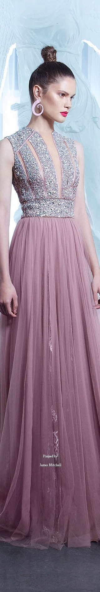 Nicolas Jebran Spring-summer 2015 | Glam Evening Gowns | Pinterest ...
