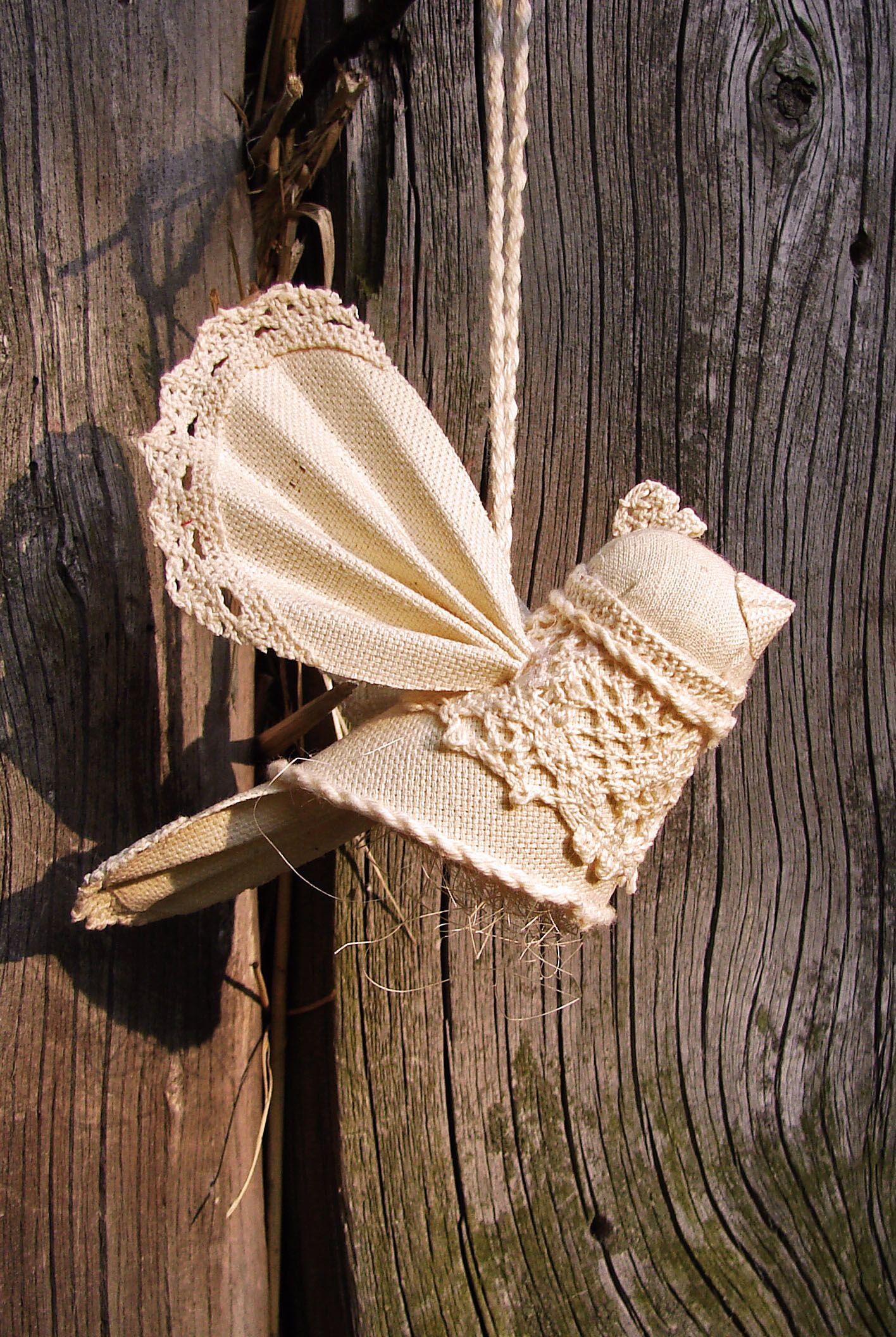 Bird Handmade Decor, Wedding Present, 1St Birthdai Gift, Christmas Decorations,