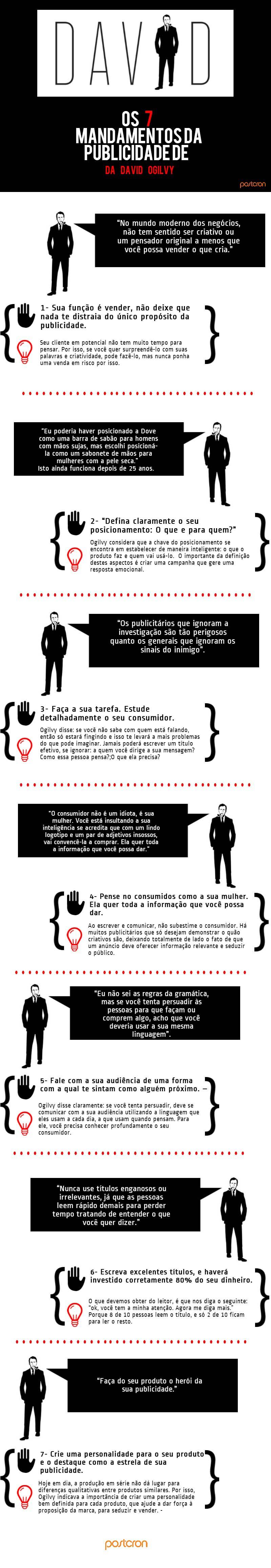 Os 7 Mandamentos Da Publicidade