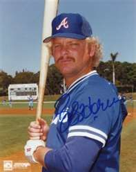 Bob Horner Major League Baseball Atlanta Braves