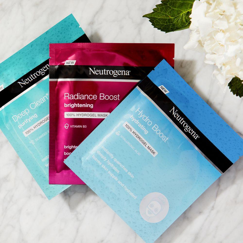 Boosts Skin Radiance Brightening face mask, Skin