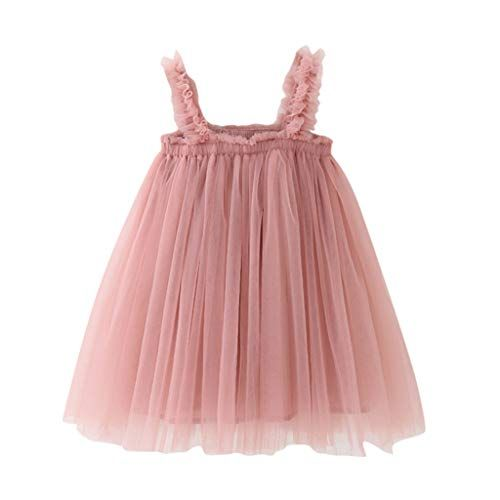 Photo of Child in Bottom Age Baby Girls Princess Strap Dress Tulle So …