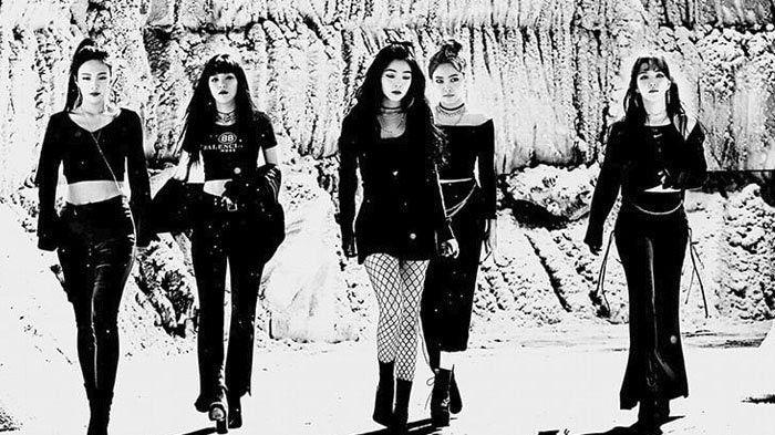 Red Velvet Comeback 2018 Bad Boy Red Velvet Bad Boy Pinterest