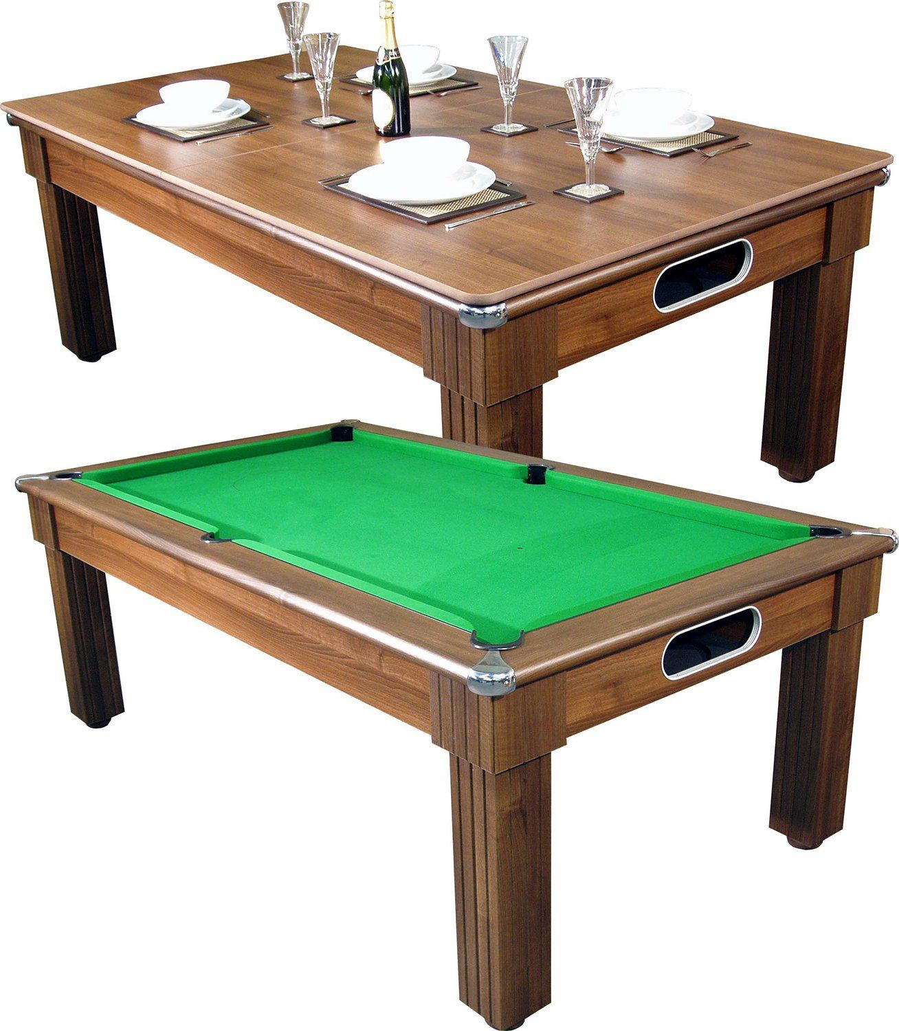 Florence Pool Dining Table   6 Ft, 7 Ft | Liberty Games