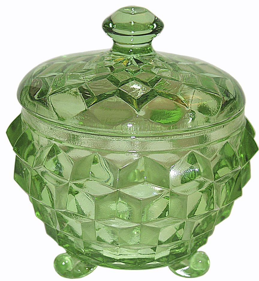 Jeannette Glass | Jeannette Glass Patterns and Shapes