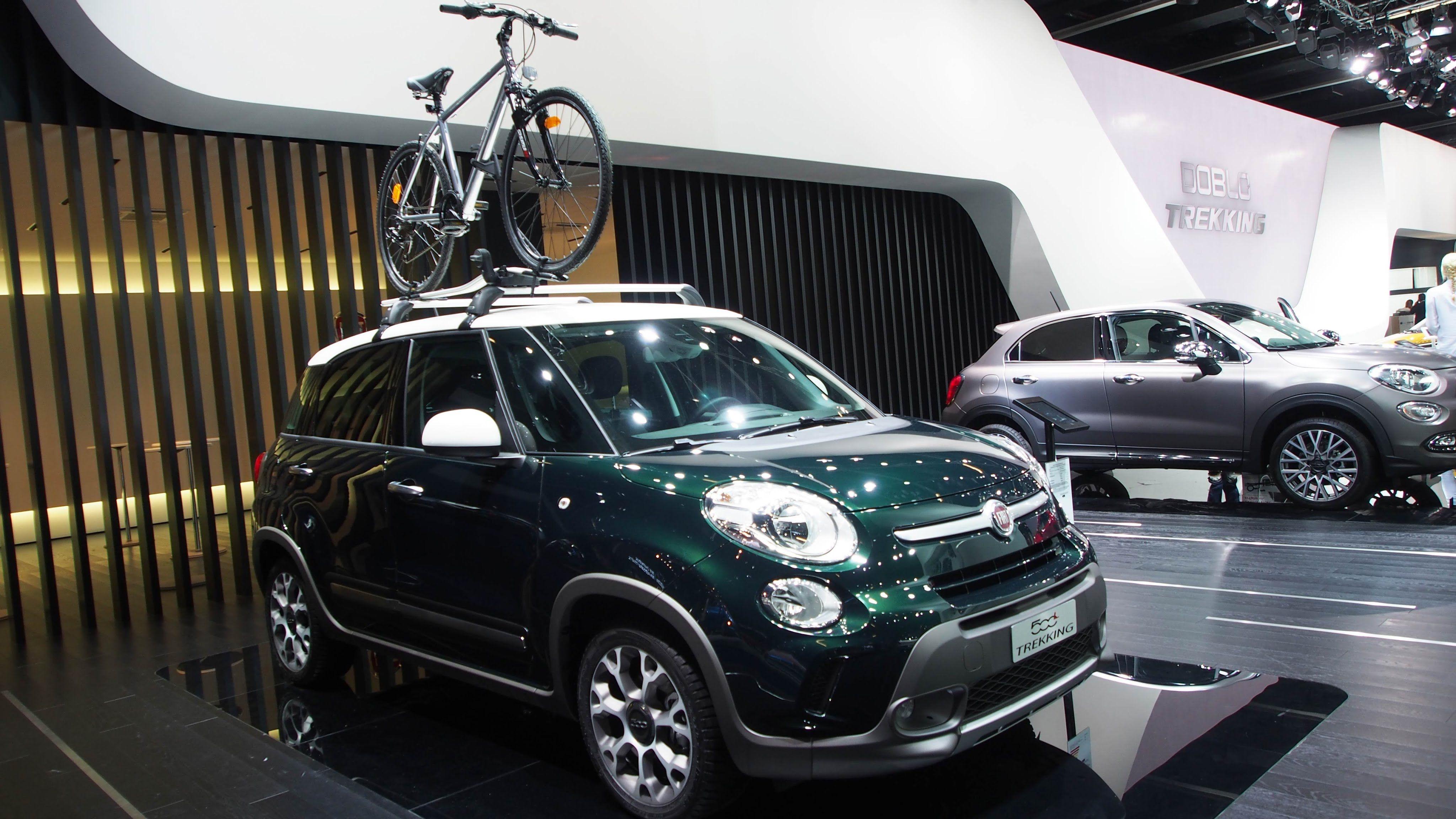 2016 Fiat 500l Trekking 1 3 16v Multijet 70 Kw 95 Hp Exterior