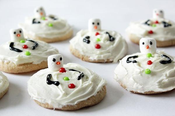 Cute cookies! Easy for kiddos