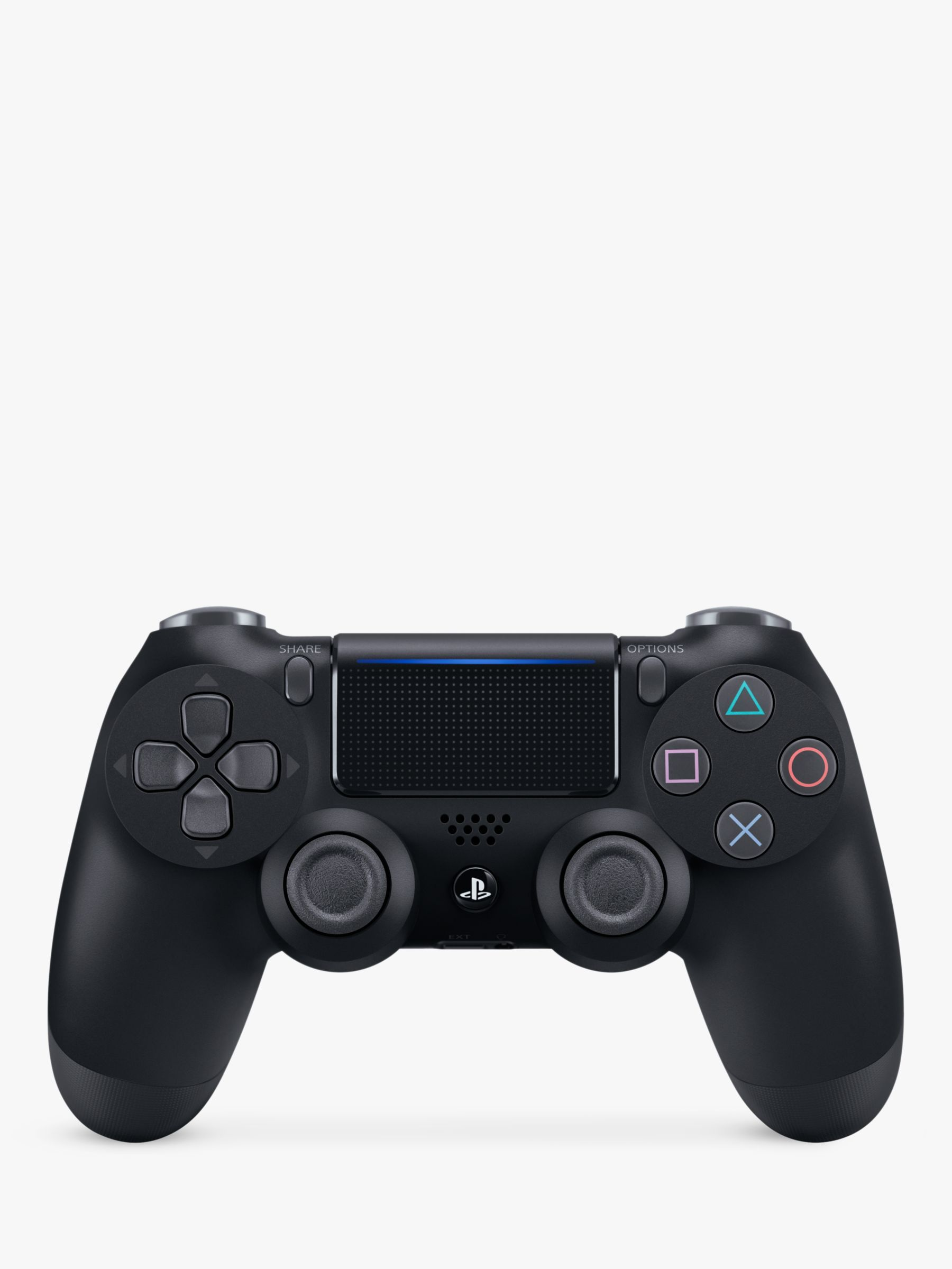 Sony Playstation 4 Slim Console With Dualshock 4 Controller 500gb Jet Black And Fifa 19 Bundle Console Playstation Sony