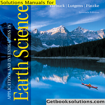 Download solution manual for applications and investigations in solution manual for applications and investigations in earth science edition solutions manual and test bank for textbooks fandeluxe Images