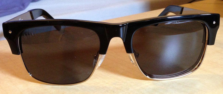 a2ea6de7c4d 9five Sunglasses (Watson II 2 Black   Gold Polarized Glasses