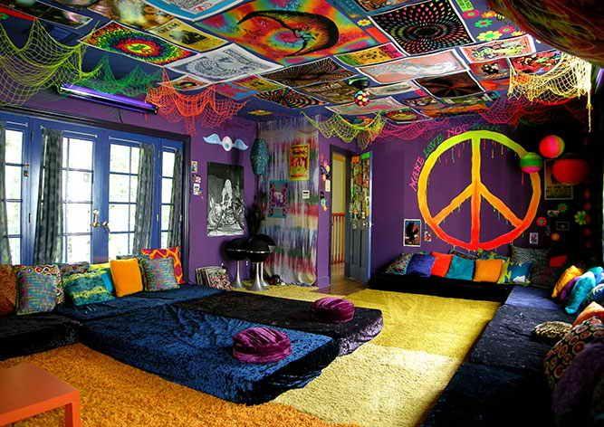 Teenage Room Color Ideas Batman Themes Endearing Decorating ...