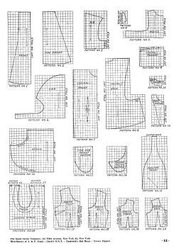 Free Sewing Patterns Aprons | Apron Patterns, Vintage ...