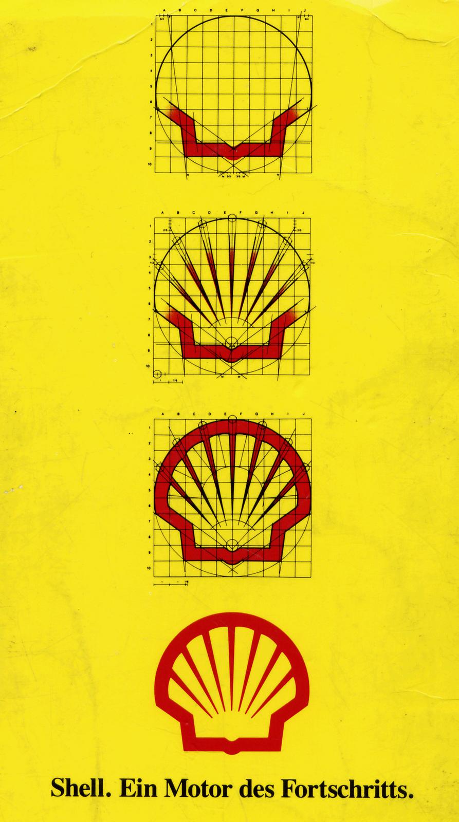Shell Logo Raymond Loewy float Pinterest Raymond
