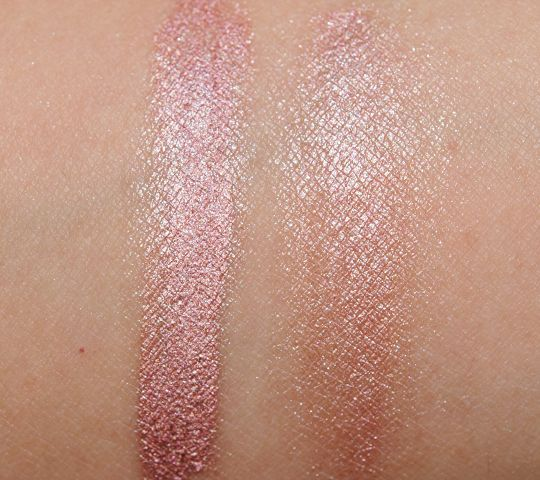 Maybelline Inked In Pink Color Tattoo Metal Eyeshadow Review Photos Swatches Maybelline Color Tattoo Swatches Maybelline Color Tattoo Color Tattoo