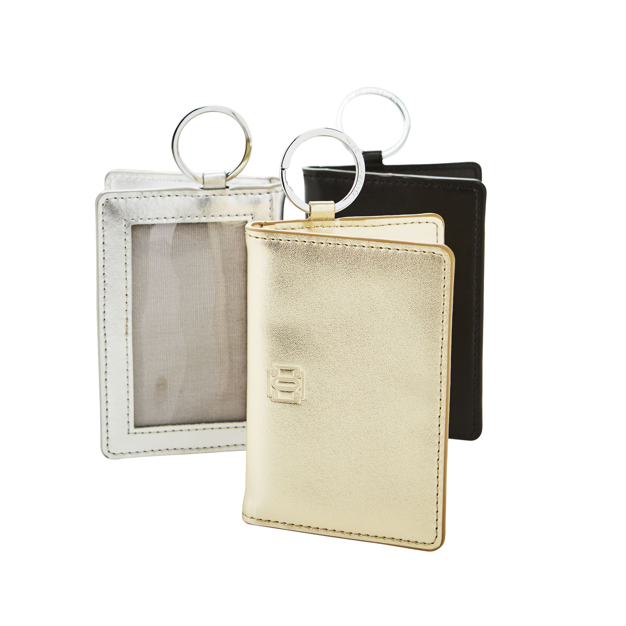 d907647f54ec Ossential card cases / ID CASE in gOld rush - Easily hOOks up with the Big O  Key Ring or can stand alOne as your key ring.