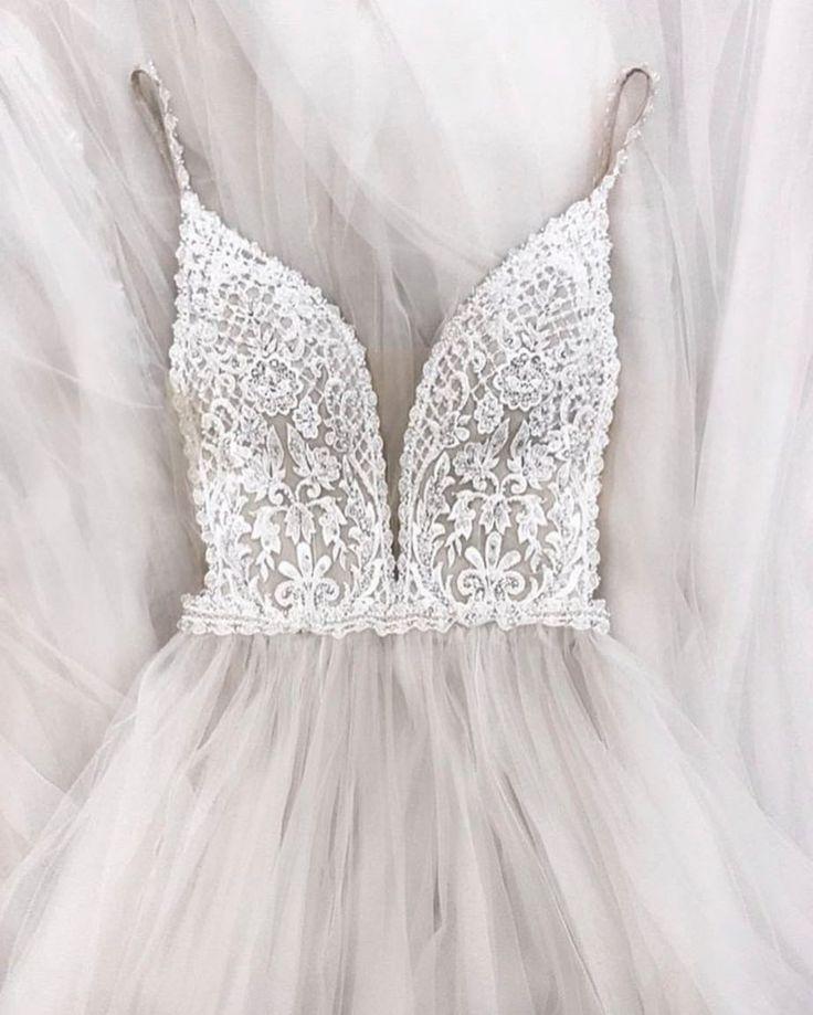 """Tägliches Brautkleid Inspo auf Instagram: """"Ich mache diese Allure Bridals… …"""