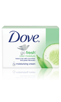 Dove Go Fresh Cool Moisture Beauty Bar Soap For Sensitive Skin Beauty Bar Moisturizer Cream