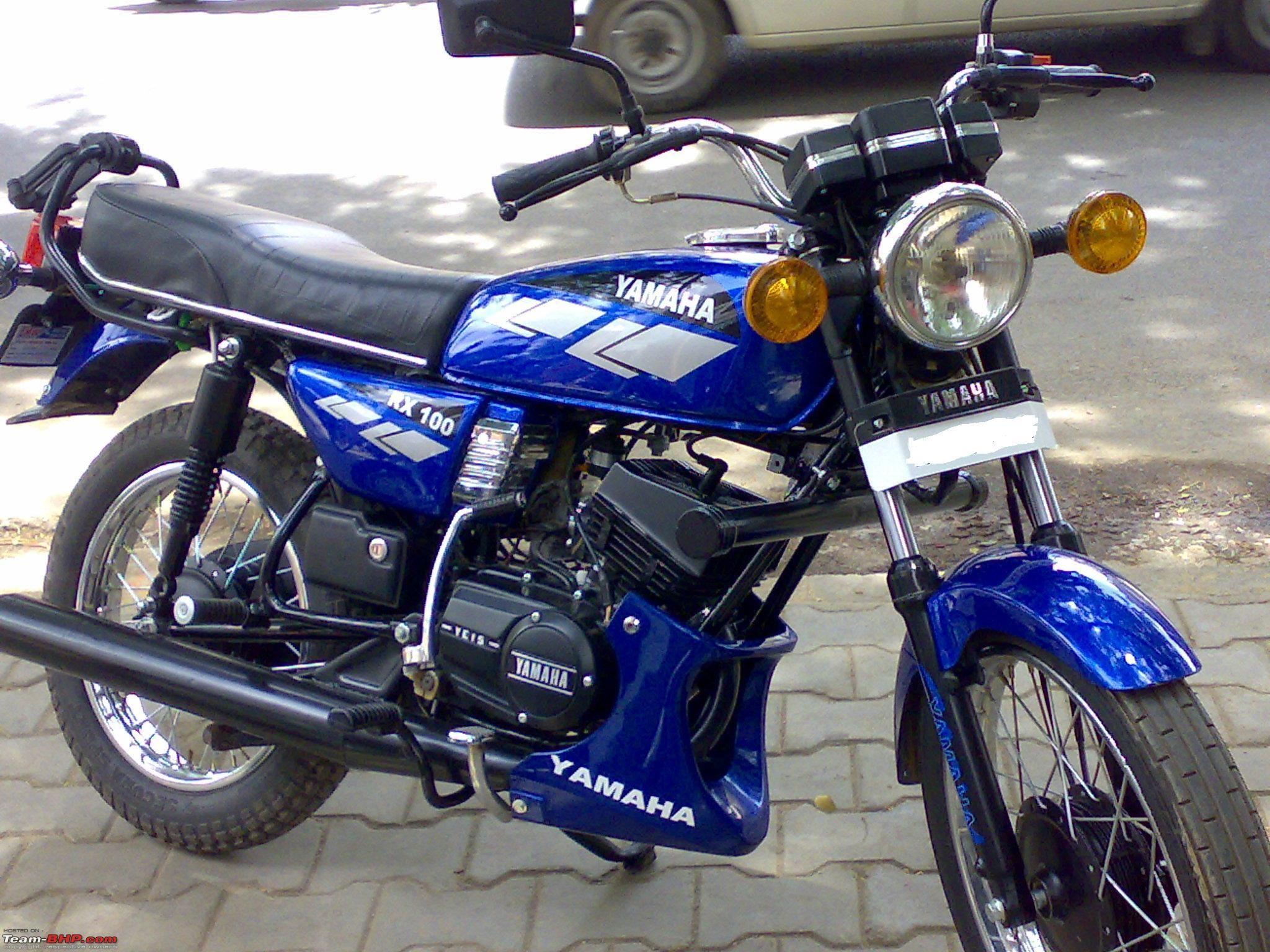 Yamaha Rx100, Yamaha, Motorcycle
