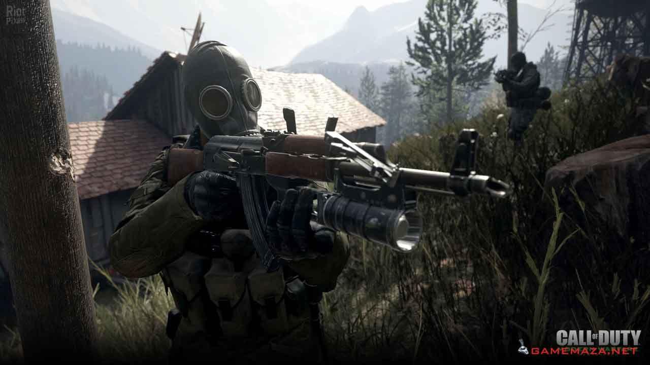 Call Of Duty Modern Warfare Remastered Gameplay Screenshot 3 Modern Warfare Call Of Duty Warfare