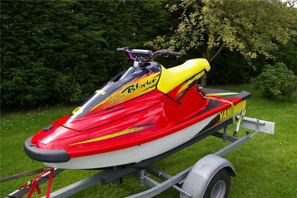 Yamaha Wave blaster mk1 Twin Carb   Jet Skis   Cool boats