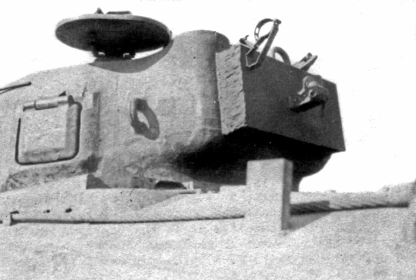 M4A3 75mm converted to 76mm by 3rd Army Ordnance in February