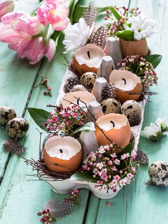 Easter decorations: trends, tips & inspiration