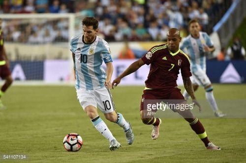 Argentina's Lionel Messi and Venezuela's Yonathan... #valledicasies: Argentina's Lionel Messi and Venezuela's Yonathan Del… #valledicasies