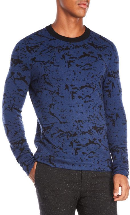 52aa51a3f22c lanvin Pullover Sweater. Knit construction