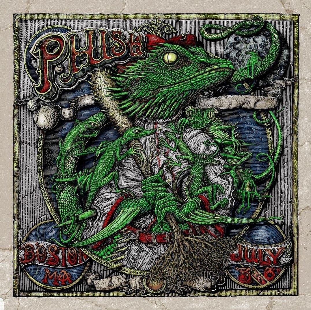 Pin by Kristin Nielsen on MUSIC Phish posters, David