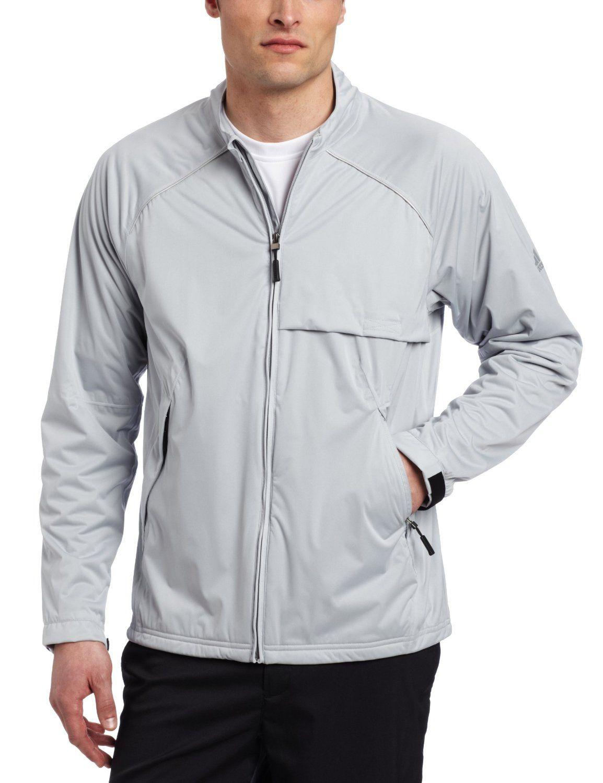 adidas climaproof golf jacket
