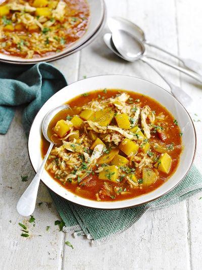 Christmas Mulligatawny Soup   Recipes   Jamie Oliver
