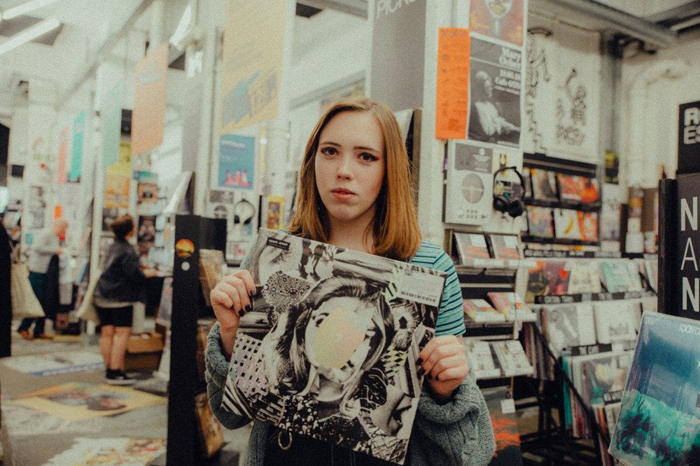 Record Shopping With Soccer Mommy Soccer Record Shop Mommies