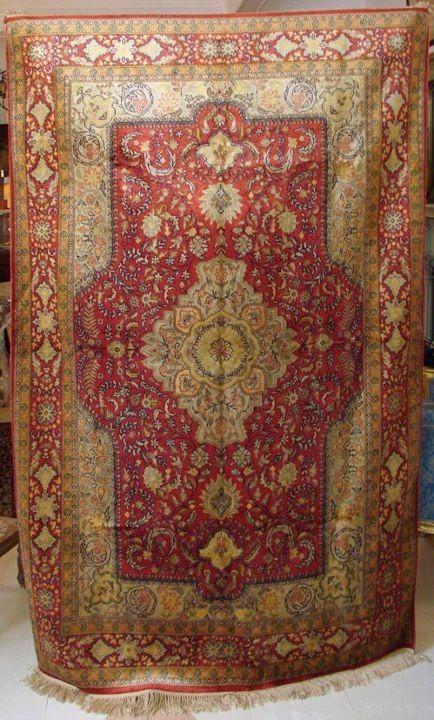 Egyptian Rug Hand Made
