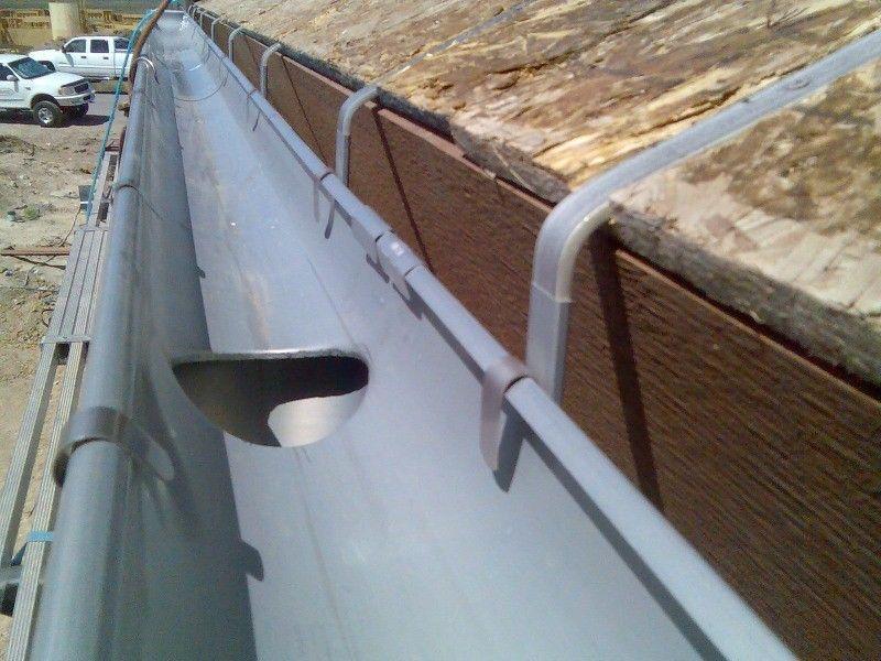 Http Copperexclusive Com Wp Content Uploads Counter Sunk Brackets Zinc European Half Round Gutter Jpg Roof Detail Gutter Copper Gutters