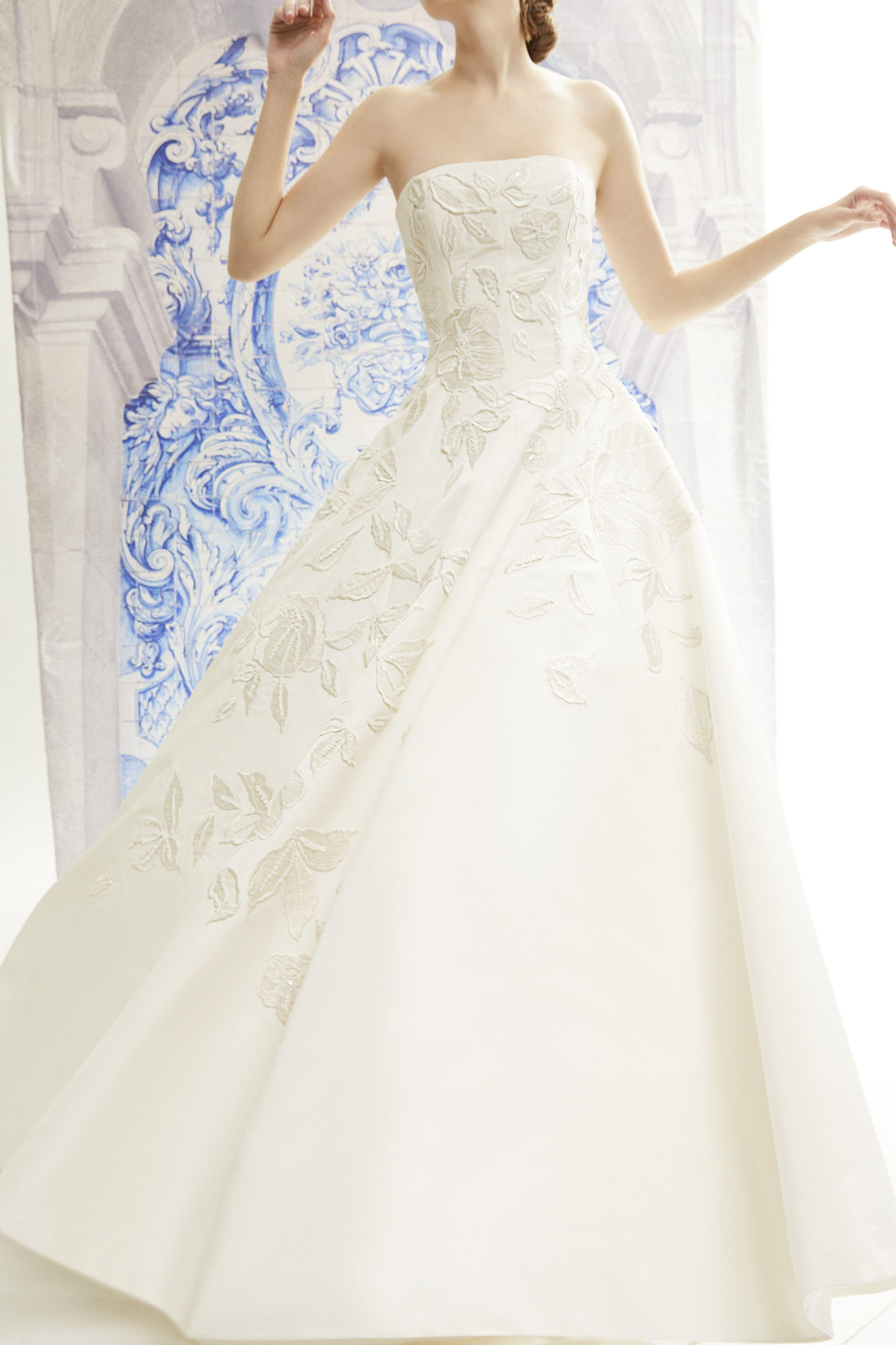 Ivette Gown Carolina Herrera Bridal Carolina Herrera Wedding Dress Wedding Dress Trends
